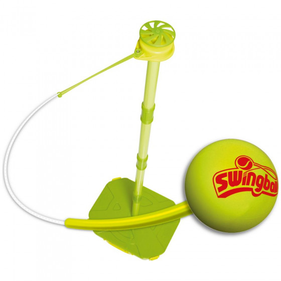 Early Fun Swingball All Surface - Green/Yellow