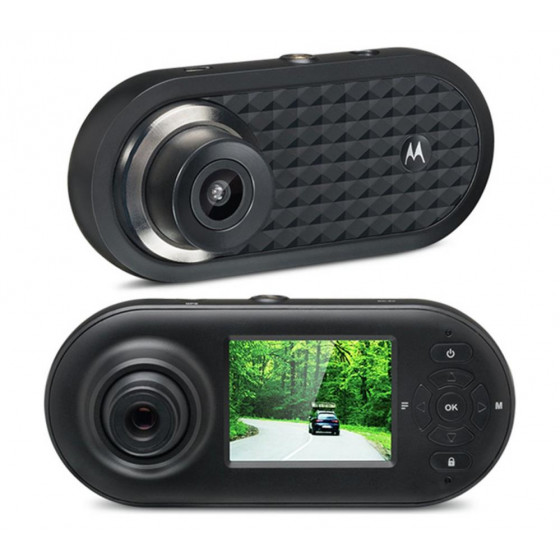 Motorola MDC500 Dual HD Dash Cam (No Screen Mount)