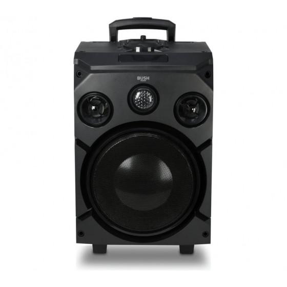 Bush High Power Bluetooth Party Speaker - Black