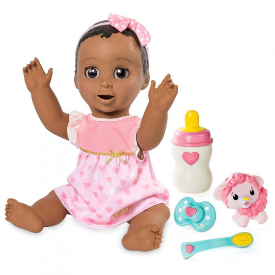 Luvabella African American Interactive Doll