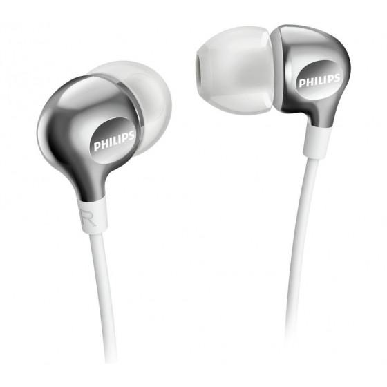 Philips Vibes In-Ear Headphones - White