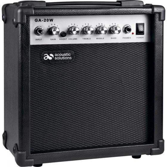 Acoustic Solutions 20 Watt Guitar Amp