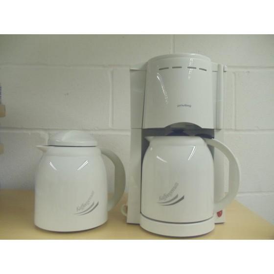 Privileg QUPR 464WHITE Drip Coffee Maker