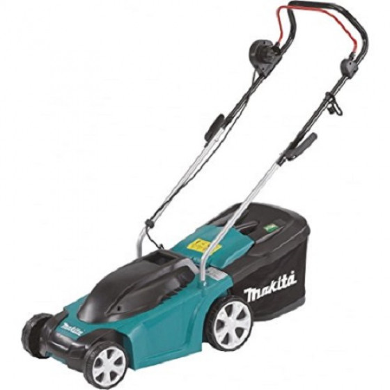 Makita ELM3311 33cm Corded Rotary Lawnmower - 1100W