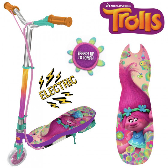 Trolls 12V Electric Scooter (No Charger)
