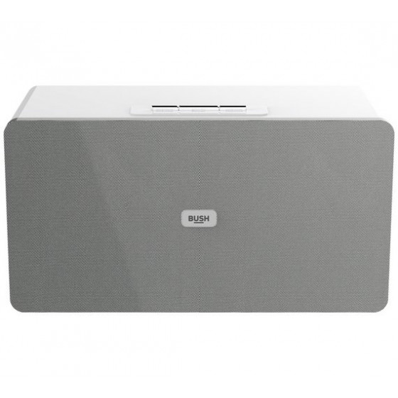 Bush 10W Wireless Bluetooth Speaker - White