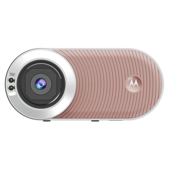 Motorola MDC100 2.7 Inch Full HD Dash Cam - Rose Gold