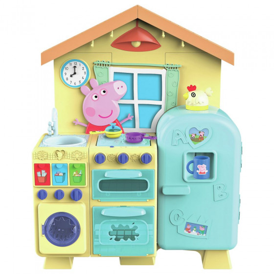 Peppa Pig House Kitchen (No Stickers)