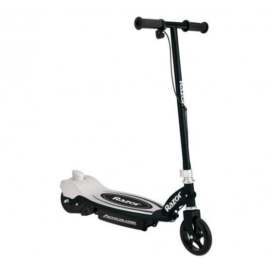 Razor E90 Accelerator Electric Scooter - Black & White (No Charger)