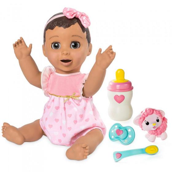 Luvabella Brunette Interactive Doll