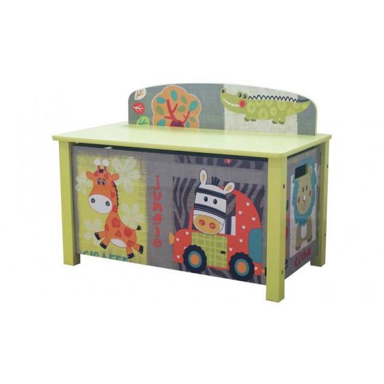 Liberty House Safari Large Toy Box