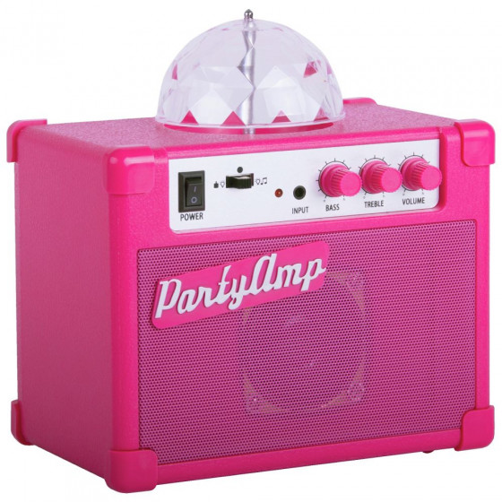 Pretty Pink Party Amp