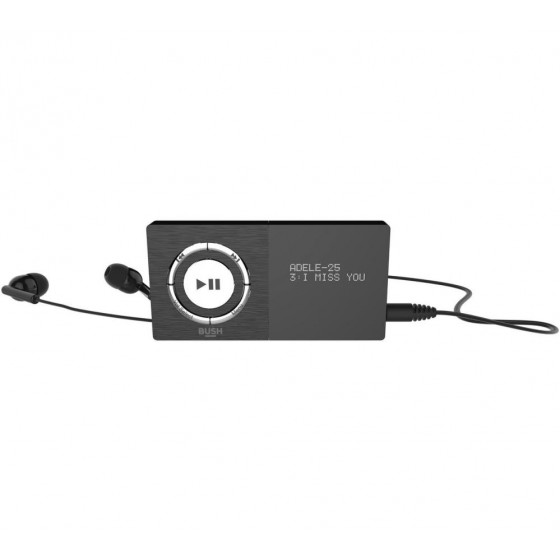 Bush KW-MP03 8GB MP3 Player - Black