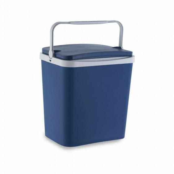 Campos 29L Lightweight Plastic Cool Box - Blue