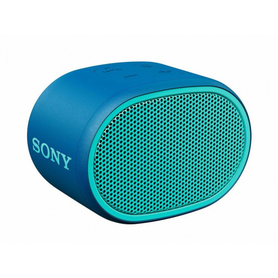 Sony SRS XB01 Wireless Bluetooth Speaker - Blue
