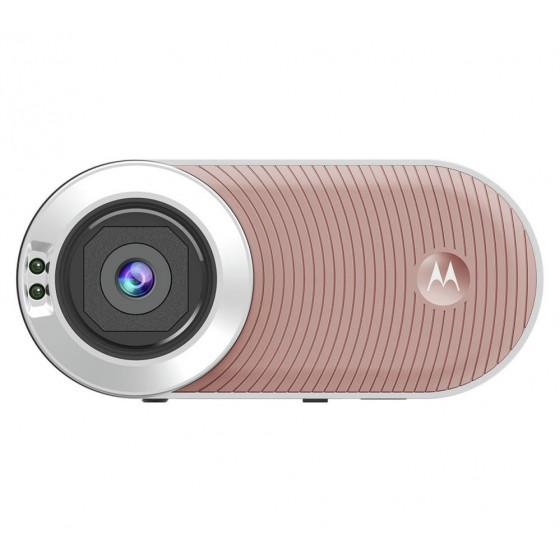 Motorola MDC100 2.7 Inch Full HD Dash Cam - Rose Gold (No Screen Holder)