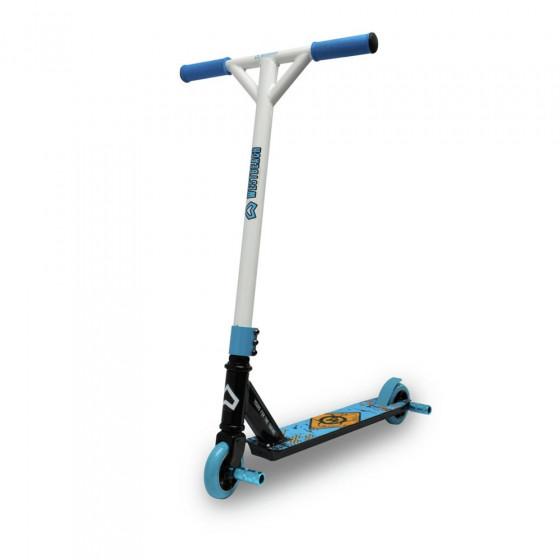 Westbeach Rocketair Stunt Scooter - Blue/White
