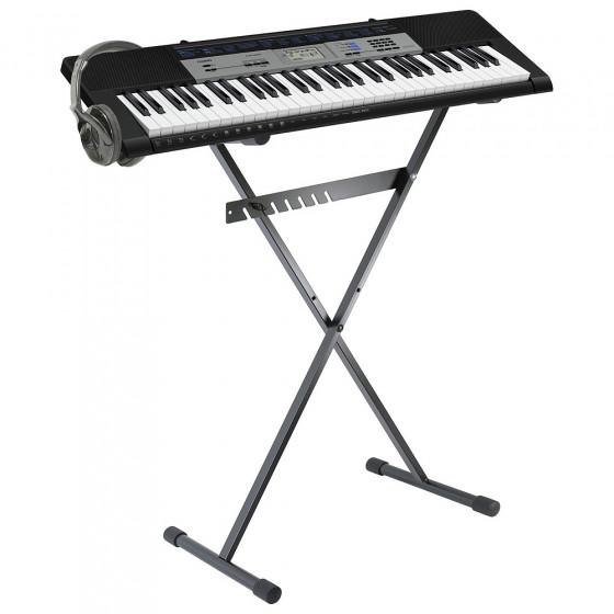 Casio CTK-1550AD Keyboard & Stand