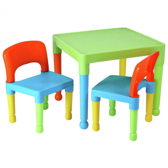 Liberty House Plastic Table & Chairs
