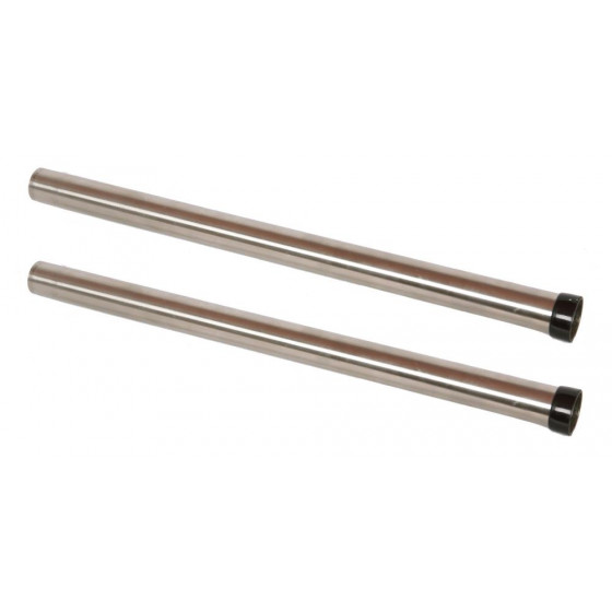 32mm Metal Chrome Extension Rods Tube Pipe