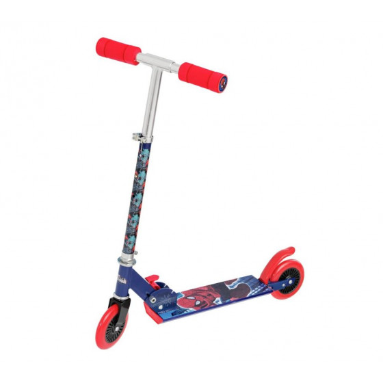 Ultimate SpiderMan Scooter - Red