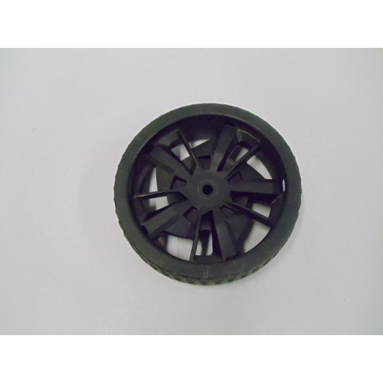 Ryobi Corded 1250w Rotary Lawnmower Front Wheel RLM12E33H