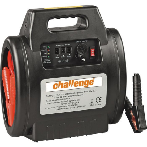 Rechargeable Car Engine Starter