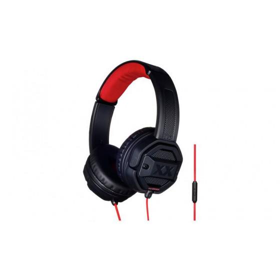 JVC Xtreme Xplosives HA-SR50X Over-Ear Headphones - Black