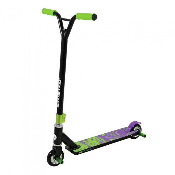 Stunted Shockwave Stunt Scooter