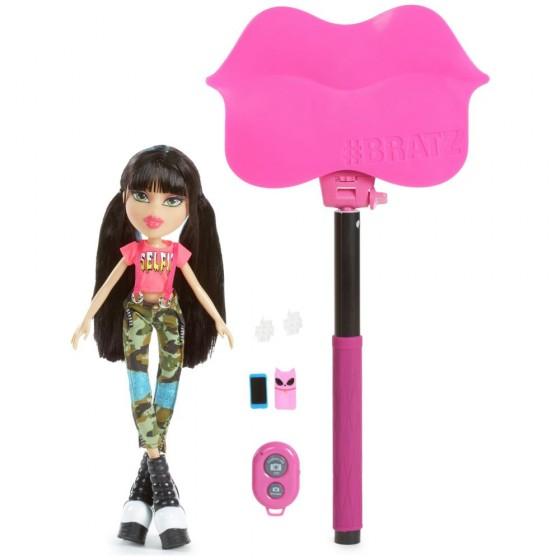 Bratz Selfie Stick with Doll - Jade