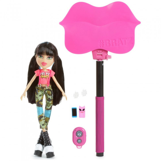 Bratz Selfie Stick with Doll - Jade