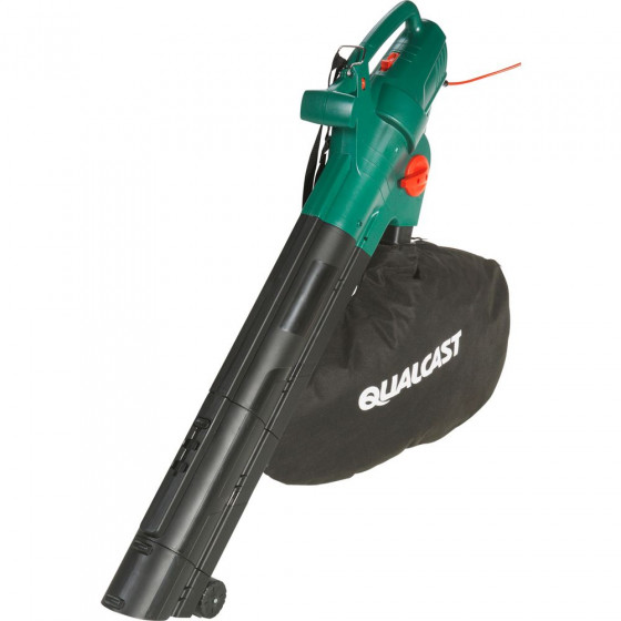 Qualcast YT6231-05X Garden Blower and Vacuum - 2800W (Machine Only)