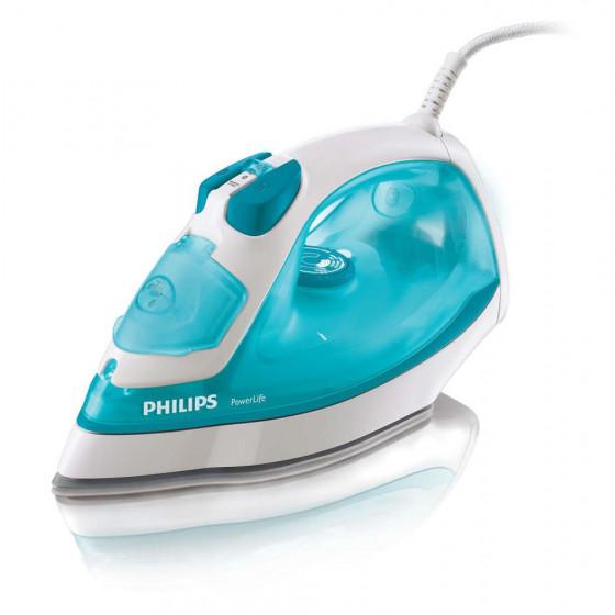 Philips GC2900 2000w PowerLife Steam Iron - Blue