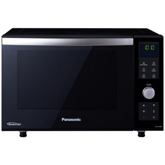 Panasonic NN-DF386M Combination Flatbed Microwave - Black