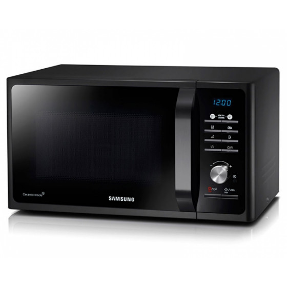 Samsung MG23F301TAK Microwave With Grill - Black