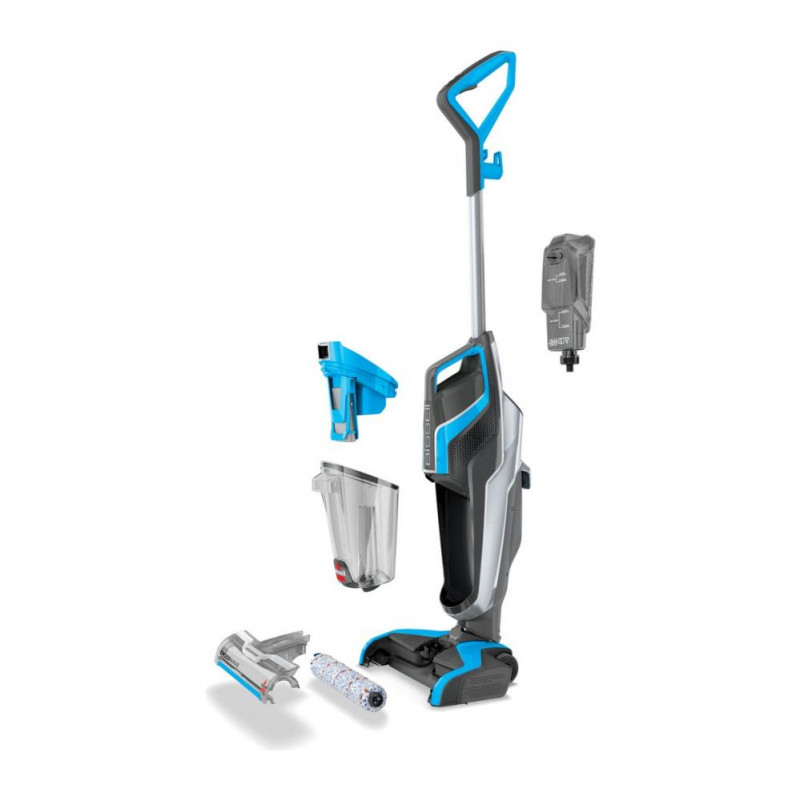 Bissell 1713 Crosswave All In One Multi Surface Cleaning
