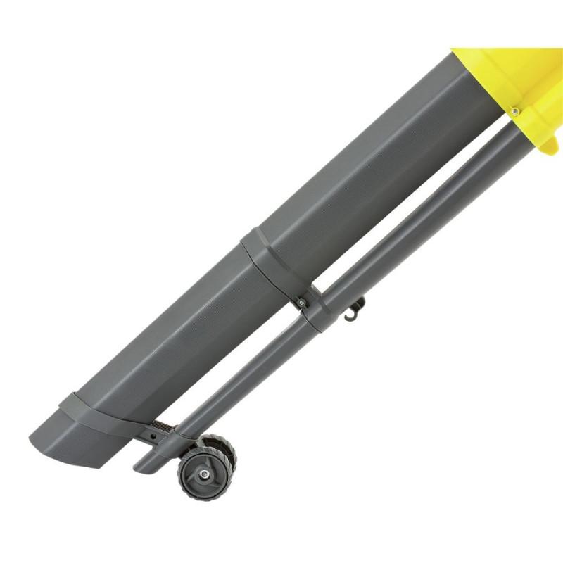 challenge yt6201 12 garden blower and vacuum 2600w