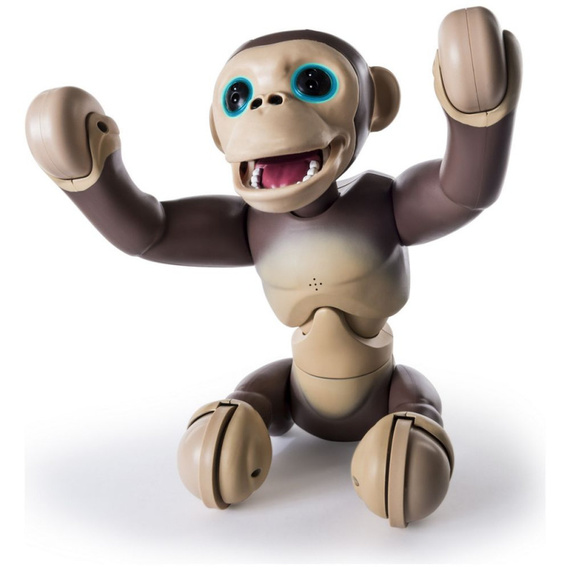 Zoomer Chimp Action Figures Amp Toys Toys And Games