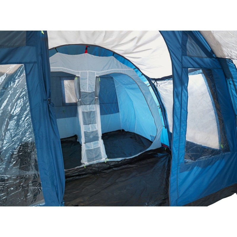 Trespass Go Further 4 Man 2 Room Tunnel Tent Tents
