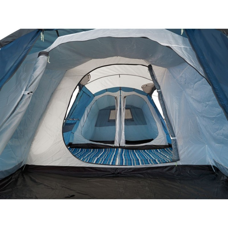 Trespass Go Further 8 Man 4 Room Family Tent B Grade