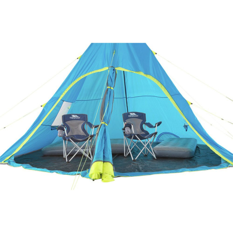 Trespass 6 Man Tepee Tent Tents Travel Amp Outdoor Gmv