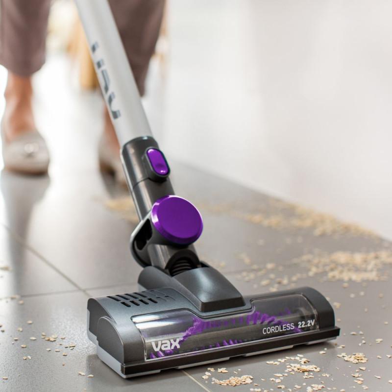 Vax Tbttv1p2 Cordless Slim Vac Pet Plus 22 2v Vacuum