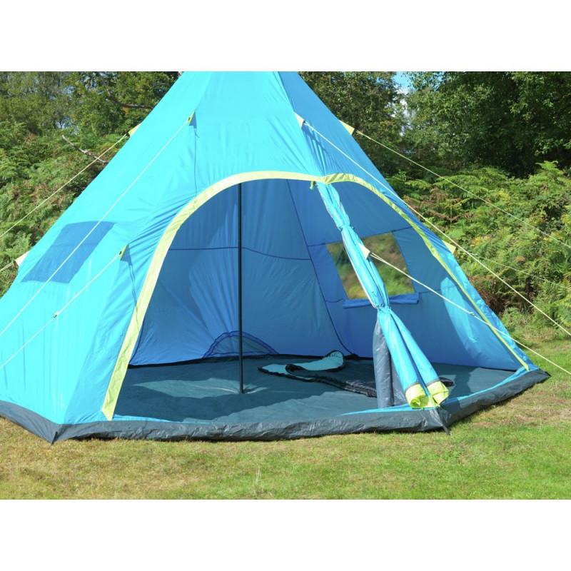 Trespass 6 Man Teepee Tent (B Grade)  sc 1 st  GMV Trade & Trespass 6 Man Teepee Tent (B Grade) - Tents - Travel u0026 Outdoor ...