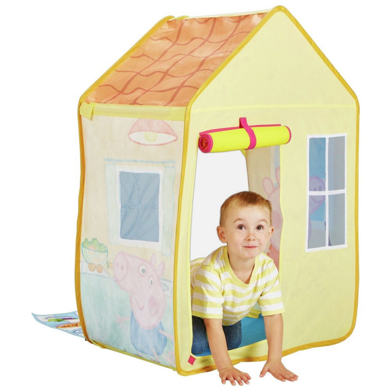 Pop Up Peppa Pigu0027s House Play Tent  sc 1 st  GMV Trade & Pop Up Peppa Pigu0027s House Play Tent - Action Figures u0026 Toys - Toys ...