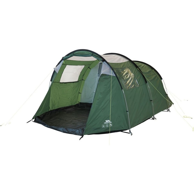 Trespass 5 Man Tunnel Tent Tents Travel Amp Outdoor