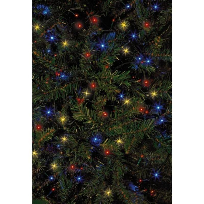 Christmas Tree Decorating Ideas Multicolor Lights: 240 Multi-function LED Christmas Tree Lights