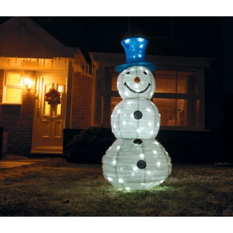 Pop Up Snowman Outdoor Christmas Decoration Christmas