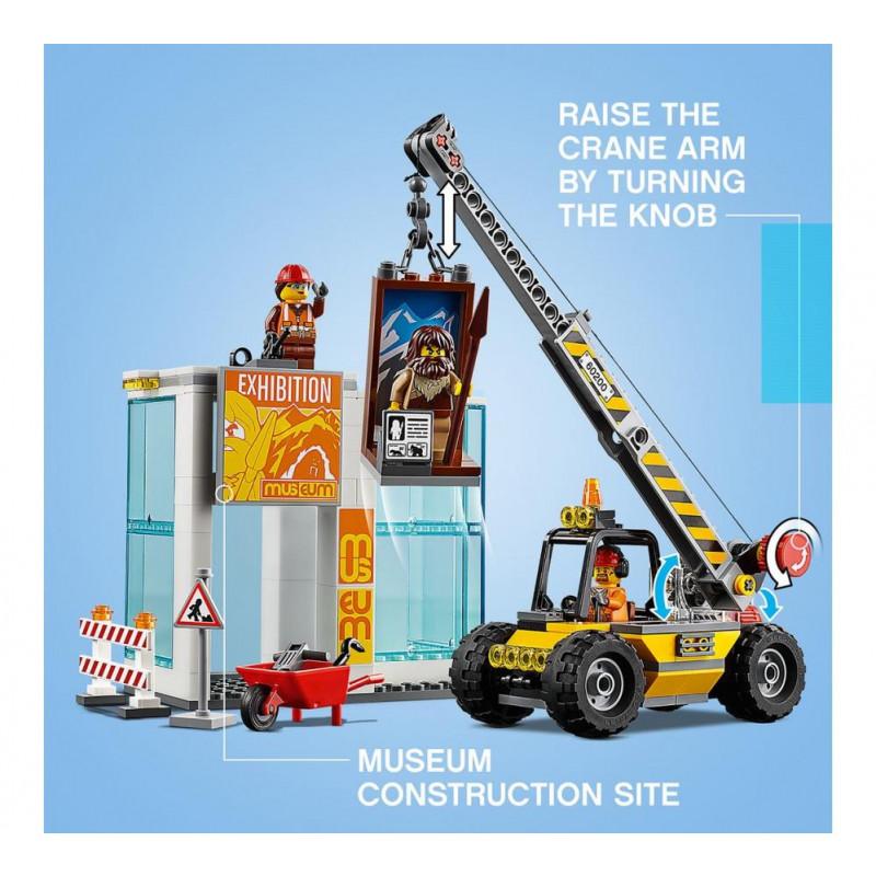 Lego City Capital Toy Town Construction Set - 60200 ...