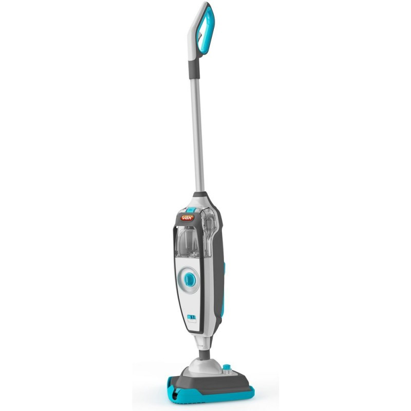 how to use vax steam mop combo