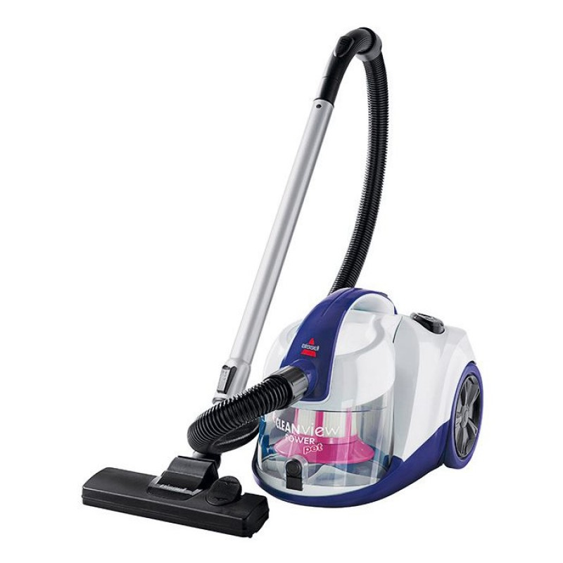 Bissell Cleanview 1060e Pets Bagless Cylinder Vacuum